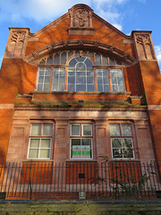 passmore edwards library, borough road, southwark, london