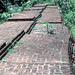 Reste der Fetungsmauern von Sigiriya