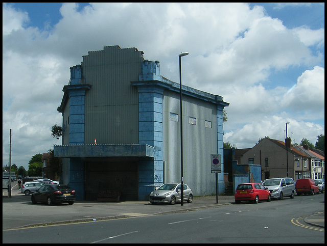 former Ritz cinema at Coventry