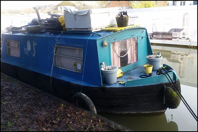 diddy narrowboat