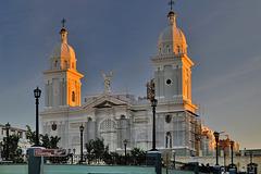 """Cathedral """"Nuestra Señora de la Asunción"""" in Santiago de Cuba"""