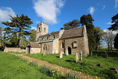 Saint Martin's Church, Lyndon, Rutland