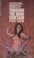 Peter Saxon - Through the Dark Curtain