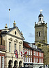 Town Hall & Corn Exchange.