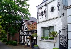 DE - Erftstadt - Gebäude in Lechenich