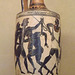 Black-Figure Lekythos possibly with the Quarrel over Achilles' Armor in the Louvre, June 2013