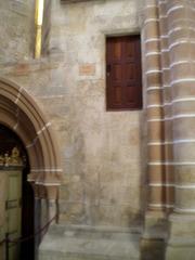 Strange door!