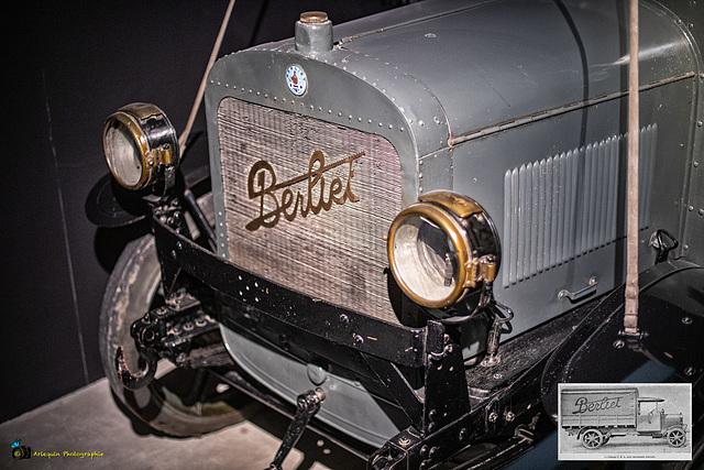 Berliet CBA 1913 / 14