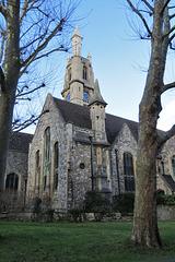 st martin gospel oak, london
