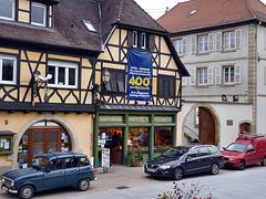 Rosheim - Boulangerie Witz-Rohmer