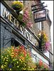 Metropolitan pub sign