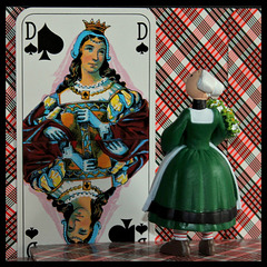 Bécassine chez la reine noire
