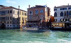 IT - Venedig - Auf dem Canal Grande