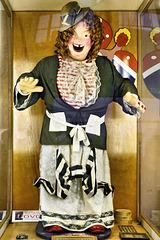 """Laffing Sal"" – Musée Méchanique, Pier 45, Fisherman's Warf, San Francisco, California"