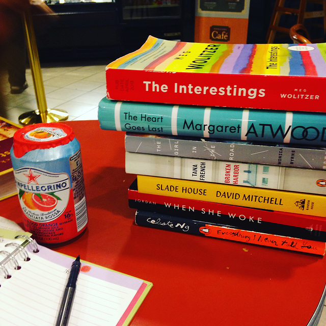 Books I read over holidays