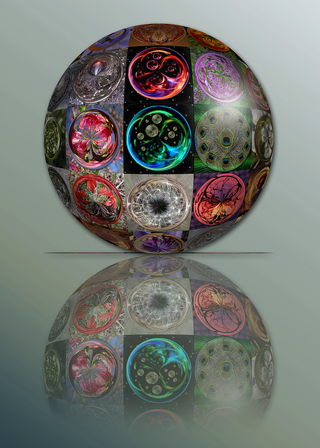Picture Ball Orbs