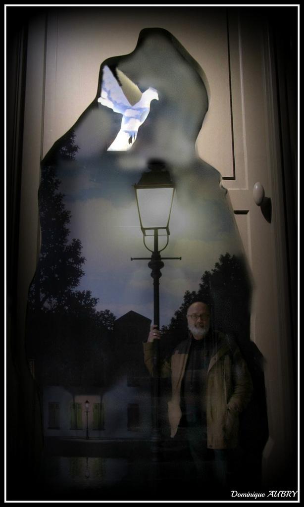 entrée dans le monde de Magritte