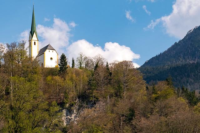 St. Nikolaus, Ebbs