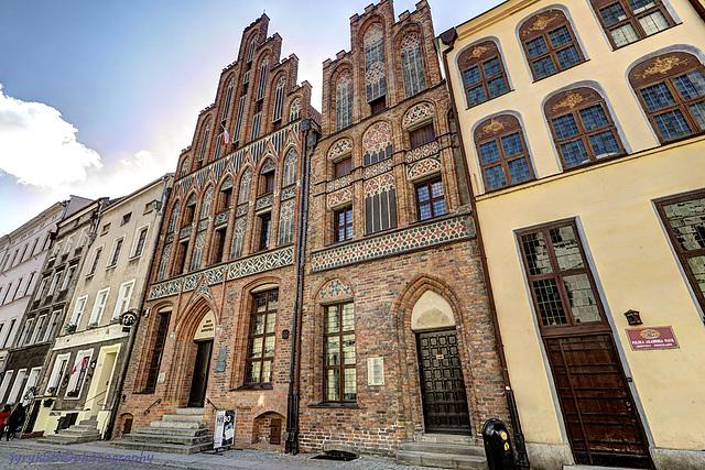 Dom Mikołaja Kopernika 1