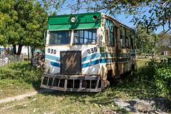 Coche Motor 030 - retired