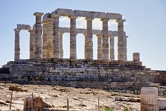 Tempio di Poseidone-Grecia