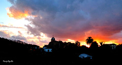 Desde mi balcón.