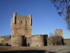 Castle of Bragança.