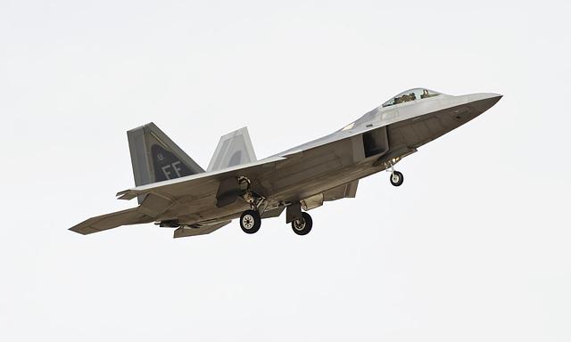 Lockheed Martin F-22A Raptor 08-4152