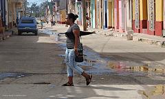 after the rain (Trinidad-Cuba)