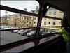 a window on Broad Street