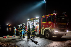Night drill (06.11.2018)