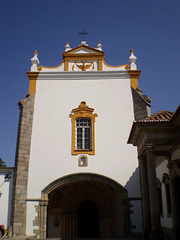 Church of the Palace of the Dukes of Cadaval.