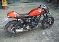 Moto sexuelle /  Naughty motorbike