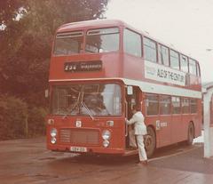 Ribble 2013 (CBV 13S) at Whalley - Aug 1978