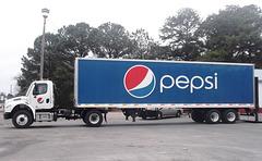 Pepsi sur pneus