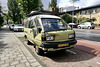 1989 Toyota Lite-Ace 1.5 Wagon DX with damage