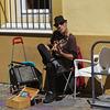 Guitar player in Cadiz