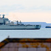"""RFA Lyme Bay with well stimulation vessel """"Island Constructor"""""""