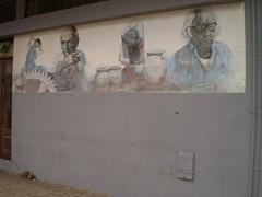 Mural of Galeria Alternativa.