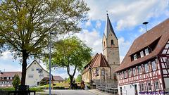 Ewangielische Kirche Ottendorf bei Gaildorf