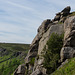 Stanage Rock faces-3