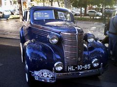 Chevrolet Master (1938).