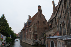Brugge Canal View