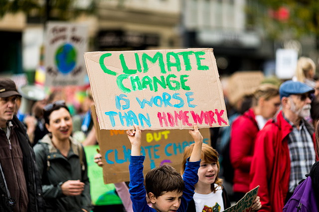 United for Climate Justice