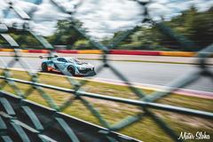 Renault RS.01 racing around Spa-Francorchamps