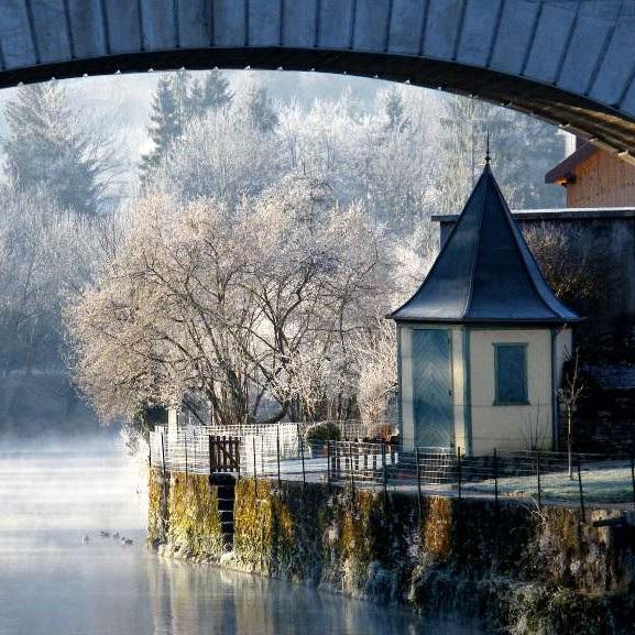 Vallée de la Loue (Franche-Comté)