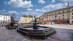 Fountain, City Square, Dundee