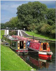 Denham Lock, Grand Union Canal