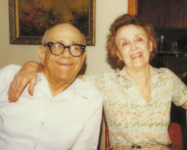 Sal and Eunice, 1982