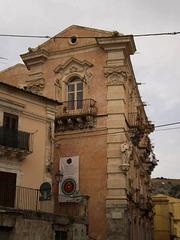 Cosentini Palace (18th century).